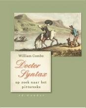 William  Combe Doctor Syntax op zoek naar het pittoreske