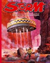 Dick  Matena Storm - Het Geheim van de Nitronstralen