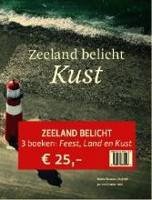 Jan van Damme Zeeland belicht pakket drie delen Feest, Land en Kust