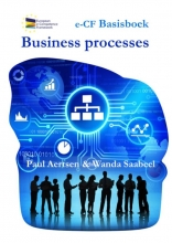 Wanda Saabeel Paul Aertsen, e-CF basisboek Business Processes