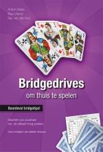 Rijk van der Krol Anton Maas  Bep Vriend, Bridgedrives om thuis te spelen 7