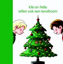 Jeannette Lodeweges , Kiki en Pelle willen ook een kerstboom