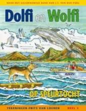 Frits van Loenen, J.F. van der Poel Dolfi en Wolfi op speurtocht, stripboek (deel 3)