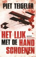 Piet  Teigeler Het lijk met de handschoenen
