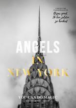 Janine Cruijsberg Brechtje Vanhommerig, ANGELS in New York