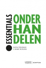 Marc Buelens Katia Tieleman, Onderhandelen