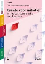 Ludo Heylen Marieke Holvoet, Ruimte voor initiatief