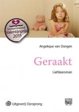 Dongen, Angelique van Geraakt - grote letter uitgave