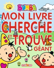 Gert  Verhulst Bumba : grand livret en carton - French