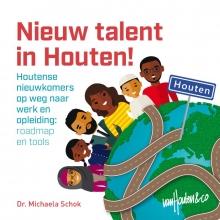 Michaela Schok , Nieuw talent in Houten!