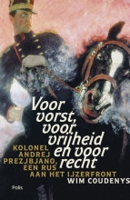 Wim  Coudenys Voor vorst, voor vrijheid en voor recht