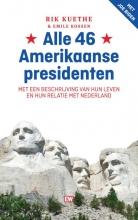 Emile Kossen Rik Kuethe, Alle 46 Amerikaanse presidenten