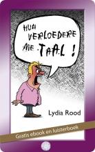 Lydia  Rood Hun verloedere me taal