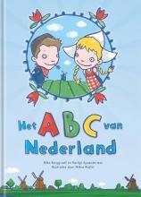 Rifka  Burggraaff, Martijn  Spaanderman Het ABC van Nederland