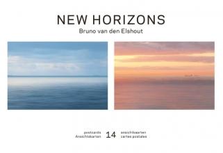 Bruno van den Elshout , New Horizons – 14 postcards