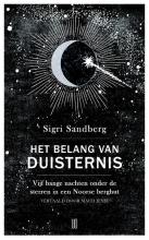 Sigri  Sandberg Het belang van duisternis
