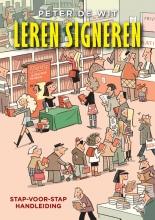 Peter de Wit , Leren signeren