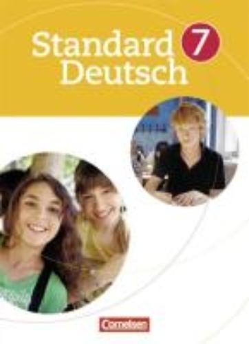 Karl, Beate,   Kreischer, Tanja,   Lange, Alexandra,   Lanwehr, Bettina,Standard Deutsch 7. Schuljahr. Schülerbuch
