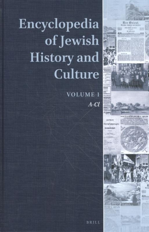 ,Encyclopedia of Jewish History and Culture, Volume 1