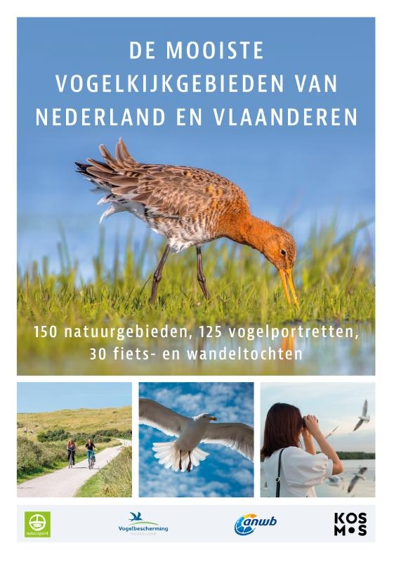 Ger Meesters,De mooiste vogelkijkgebieden van Nederland en Vlaanderen