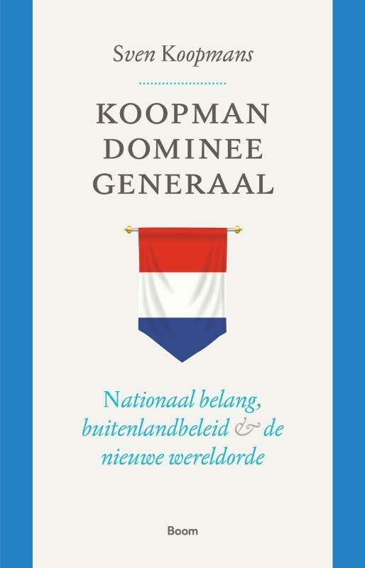 Sven Koopmans,Koopman, dominee, generaal