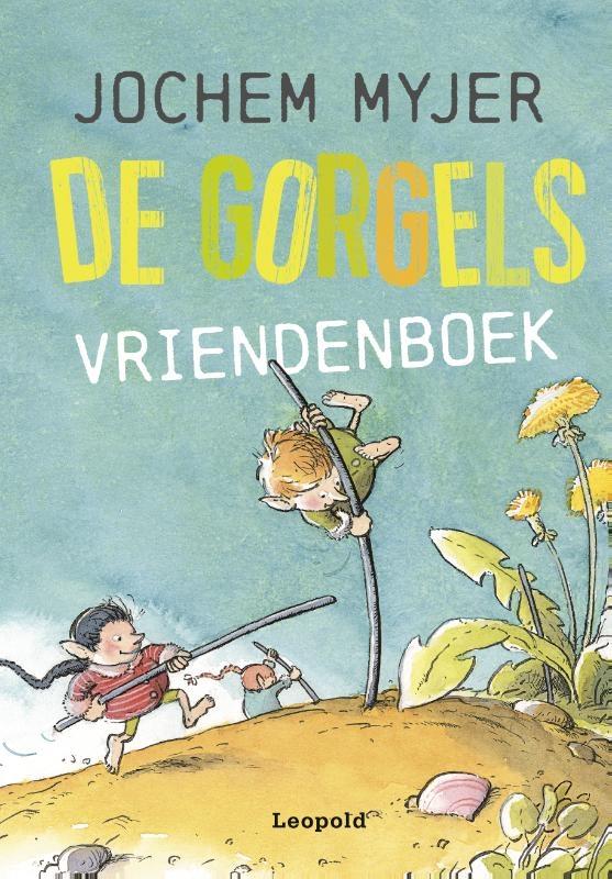 Jochem Myjer,Gorgels Vriendenboek