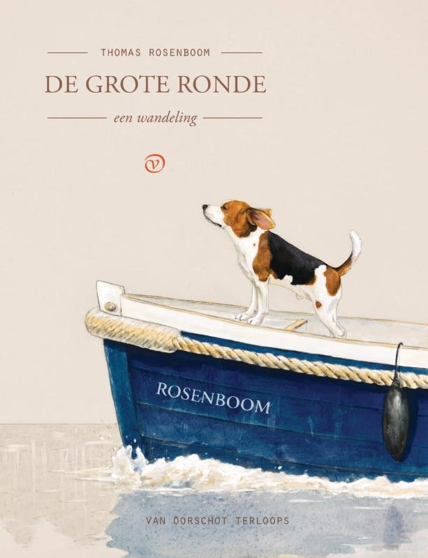 Thomas Rosenboom,De grote ronde