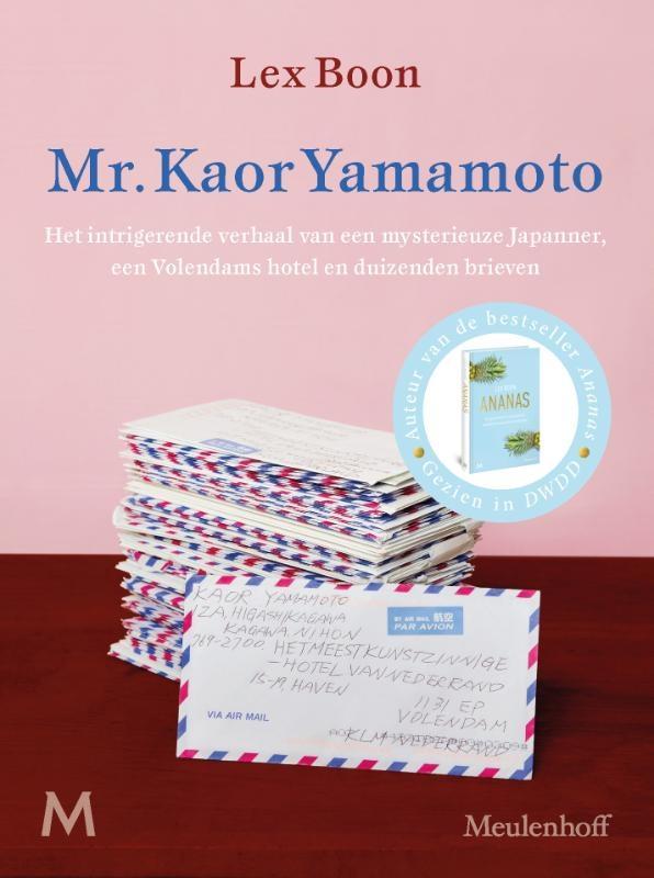 Lex Boon,Mr. Kaor Yamamoto