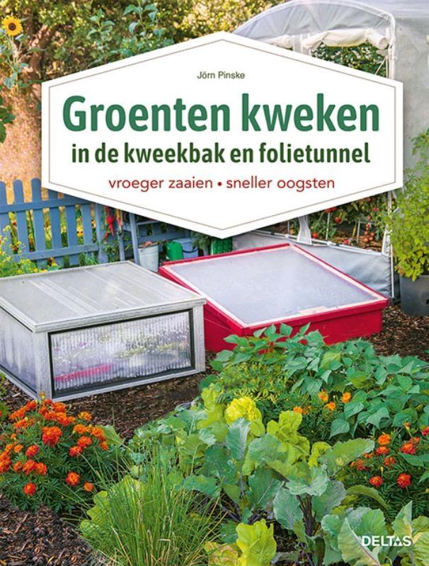 Jorn PINSKE,Groenten kweken