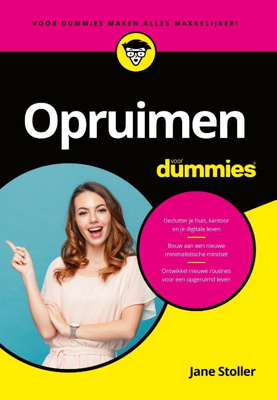 Jane Stoller,Opruimen voor Dummies
