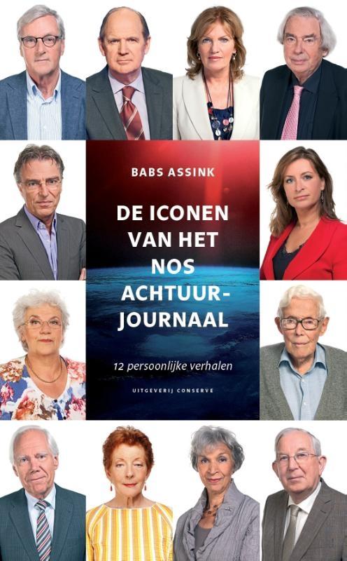 Babs Assink,De iconen van het NOS achtuurjournaal