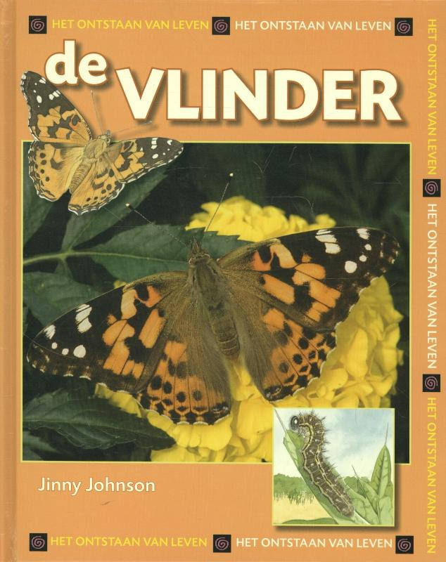 Jinny Johnson,De vlinder