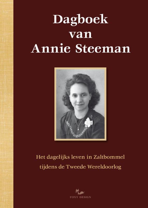 ,Dagboek van Annie Steeman