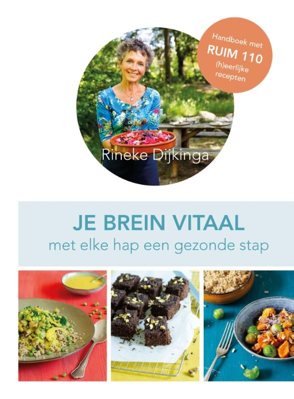 Rineke Dijkinga,Je Brein Vitaal
