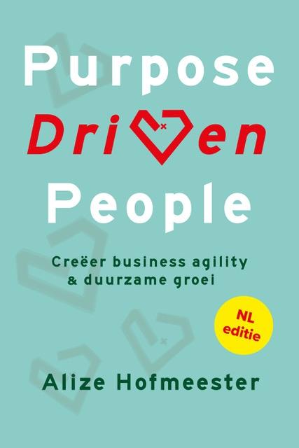 Alize Hofmeester,Purpose Driven People (NL)