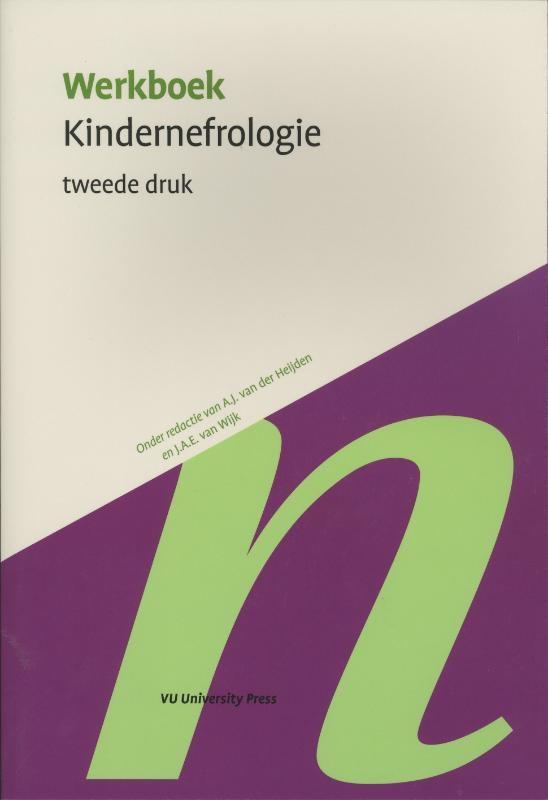 ,Werkboek kindernefrologie
