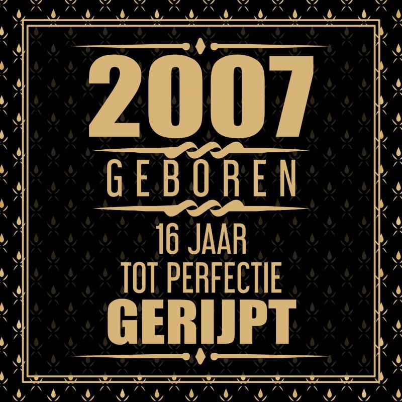 Niek Wigman,2005 Geboren 16 Jaar Tot Perfectie Gerijpt