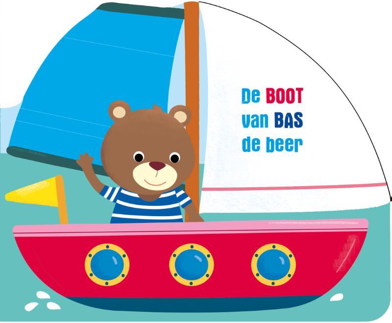 ,De boot van Bas de beer