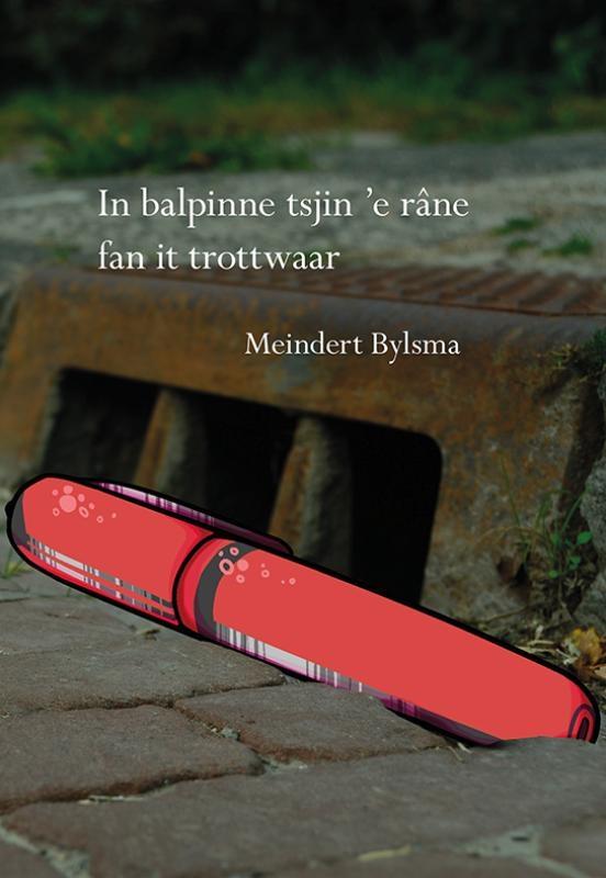 Meindert Bylsma,In balpinne tsjin `e râne fan it trotwaar