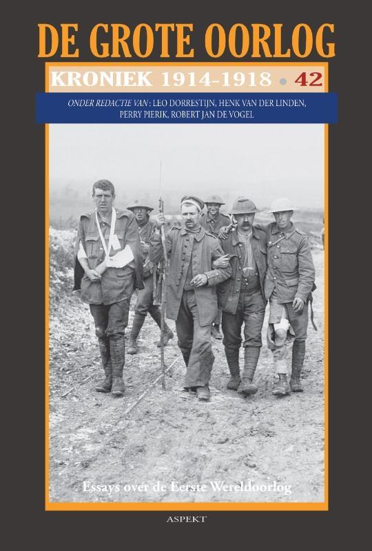 Henk van der Linden,De Grote Oorlog