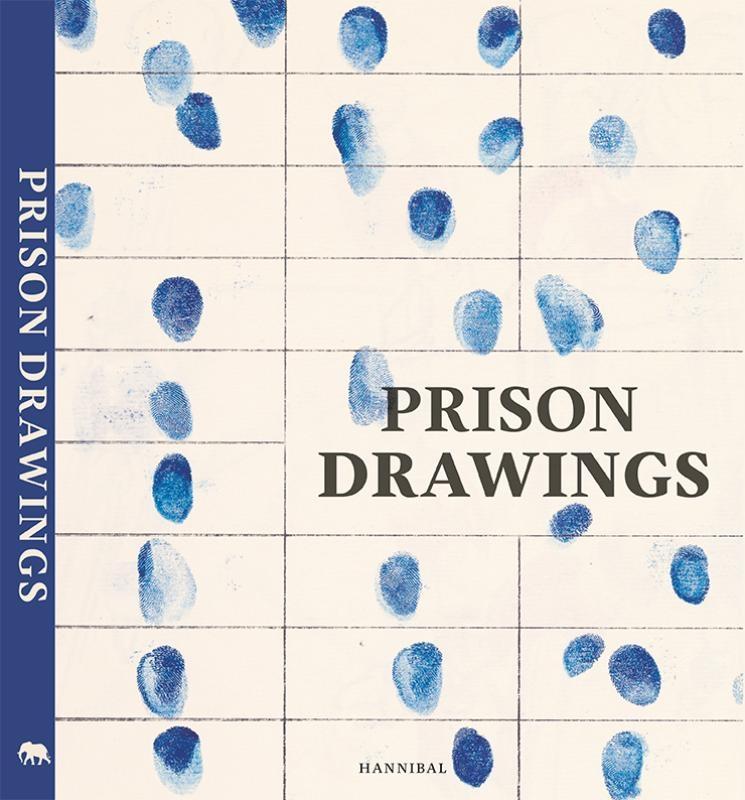 Dimitri Verhulst,The Borderline - Prison Drawings