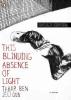 Jelloun, Tahar Ben,This Blinding Absence of Light