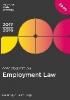 Lauterburg, Dominique,Core Statutes on Employment Law 2017-18