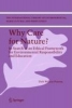 Postma, Dirk Willem,Why care for Nature?