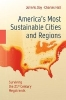 John W. Day,   Charles Hall,America`s Most Sustainable Cities and Regions