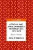 Chapman, Jane,African and Afro-Caribbean Repatriation, 1919-1922