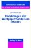 Florian, Ulrich,Rechtsfragen des Wertpapierhandels im Internet