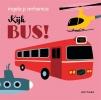 Ingela P  Arrhenius,Kijk bus !