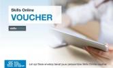 ,<b>Skills Online voucher</b>