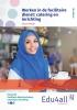 ,Edu4all ZW Werken in de facilitaire dienst: catering en inrichting